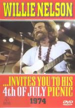 Willie Nelson - 4th of July Picnic, 1974