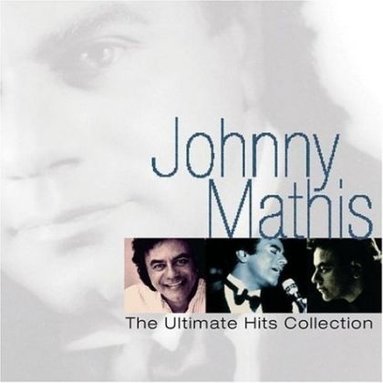 Johnny Mathis - Ultimate Hits album cover