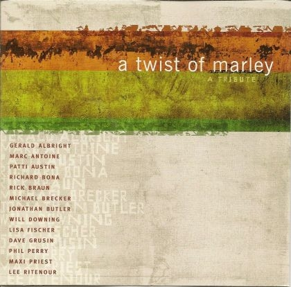 A Twist Of Marley album cover